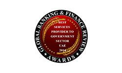 Global Banking & Finance Review - Best Services Provider to Government Sector UAE 2014