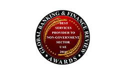 Global Banking & Finance Review - Best Services Provider to Non-Government Sector UAE 2014